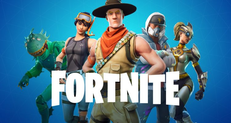 Fortnite vira febre